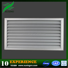 Quality products HVAC system aluminum bathroom door louver