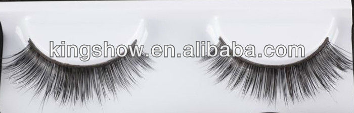 full hand tied human remy hair eyelash extension