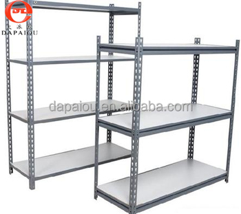 Slotted Angle Shelf & Shelves