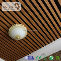 water proof interior wood plastic composite material ceiling plafond