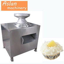 coconut grinding machine/coconut meat grating machine/coconut meat milling machine
