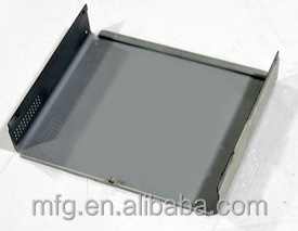 Aluminum radiator/ heat sink enclosure(ISO9001)