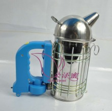 European style electric bee hive smoker with tank for sale