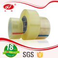 Hot sale Acrylic Glue Bopp Brown Tape For Carton