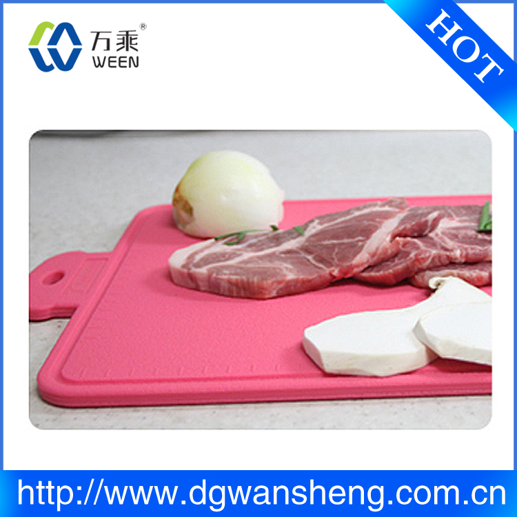 siliocne bakeware kitchen anti skid choping board