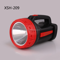 China manufacture 5W LED Rechargeable hand camping lights/lamp