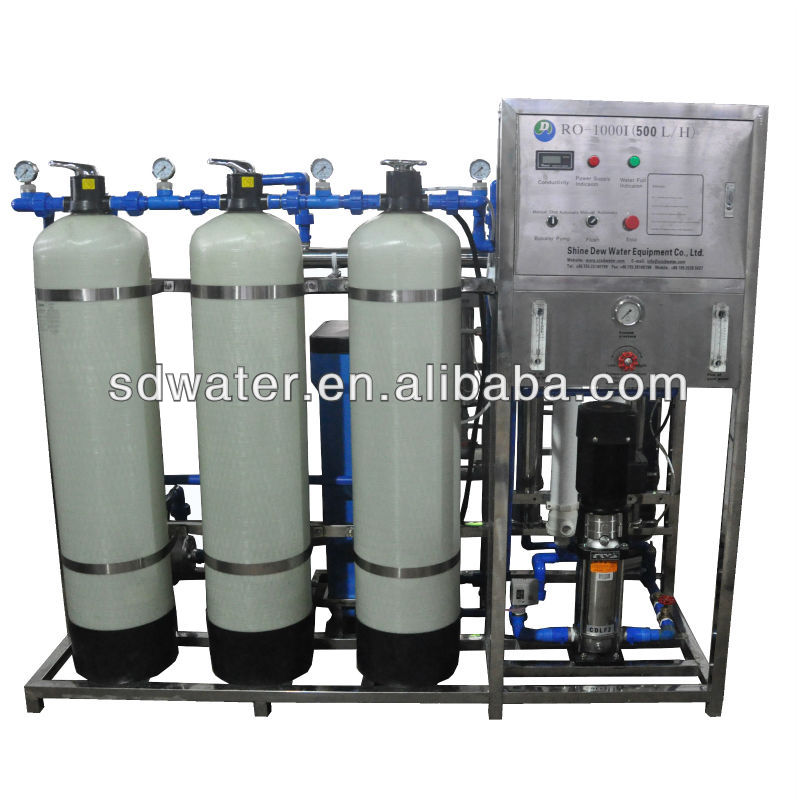 Manufacturer electronic water treatment Water Treatment Machine