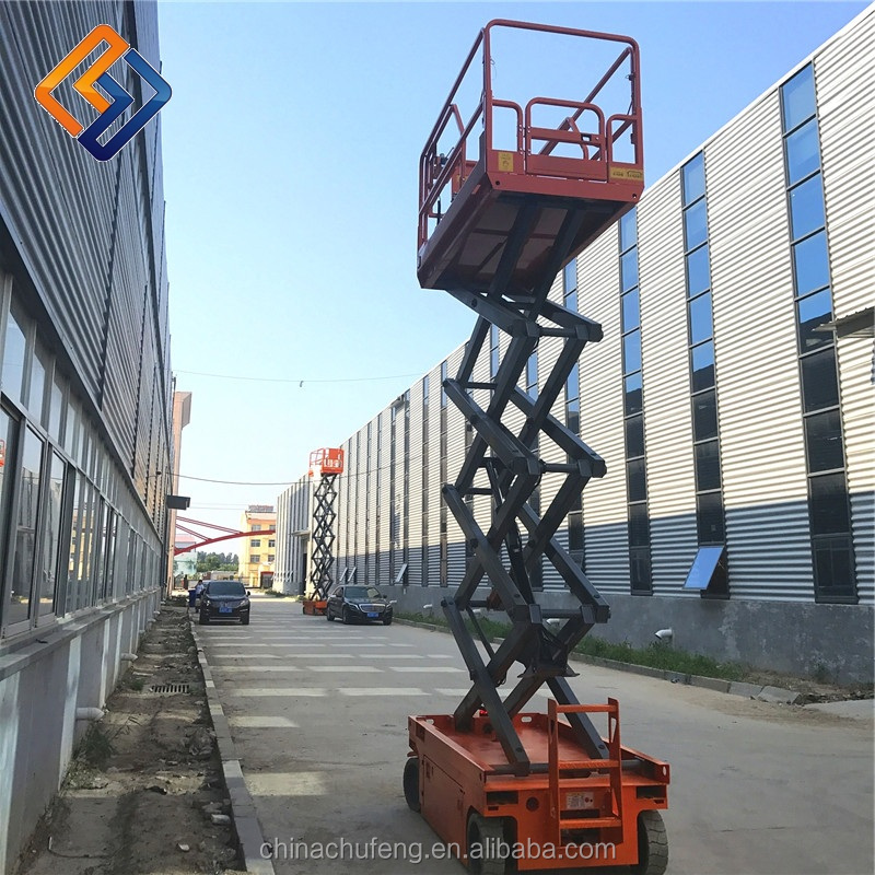 Factory Supply Low Price Platforma Elevatoria/Platform lifts Elevator Scissor Lift