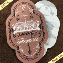 Made of Polyester Laser Cut Decorative Fabric Patches for Clothing