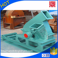 high energy efficiency pine wood log chipper/cutting/crusher machine