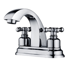 804-05 Dual handle basin mixer