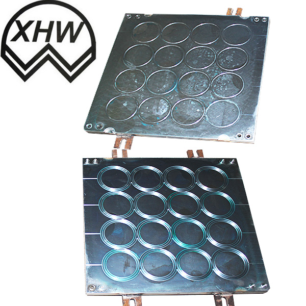 ISO03302-M1 multi cavities rubber o-ring mold maker