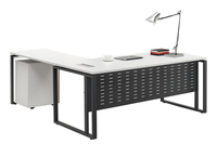 latest executive office table modern office table models wooden office furniture table design