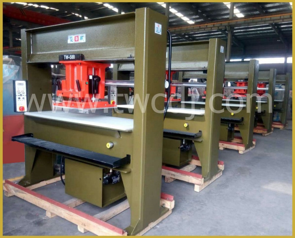 Hand Gloves Cutting/Making Machine/insole cutting press/