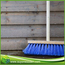Smooth surface broom stick handles for hotel cleaning tool