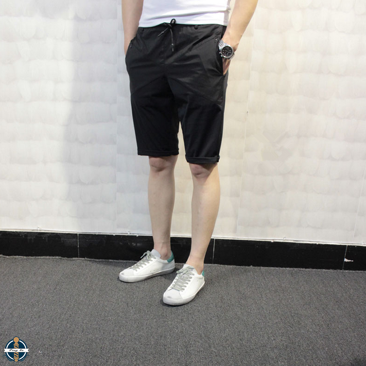 T-MS011 Blank Sweat Dry Rapidly Sports Men Shorts