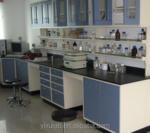 medical C-frame all-steel epoxy resin board laboratory bench