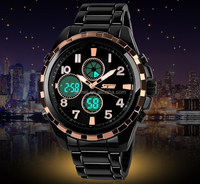 Cheap Items fashion metal simple watch Made in China Metal Case Water Resistant 30m alloy watches