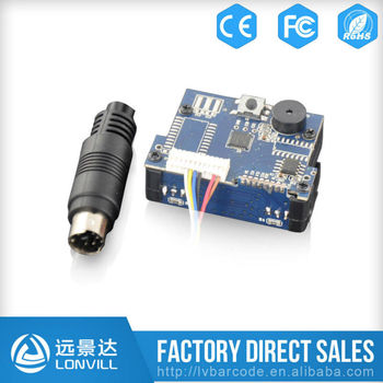 Cheap Price USB Barcode CCD Module Scanner Engine to Connect Arduino