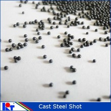 Perfect Cleaning Shot Media_ Cast Steel Shot S130 Diameter 0.4mm
