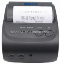 2016 China 58 mm Blue Tooth Thermal Printer With The Best Price