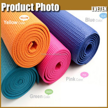 SGS Approved Non-Toxic PER No Phthalates or Latex yoga mats