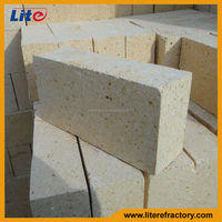 Coke oven/boiler/Tunnel Kiln /Blast Furnace used high alumina fire brick mill from Henan Supplier