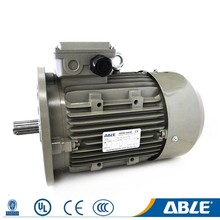 China customized size frame ul custom asynchronous 400 180 watt motor