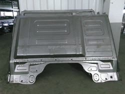 MB actros truck mp2 rear plate assy A9416402402