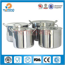 4pcs stainless steel cookware in UAE