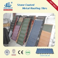 Color metal Roofing Stone sand with price