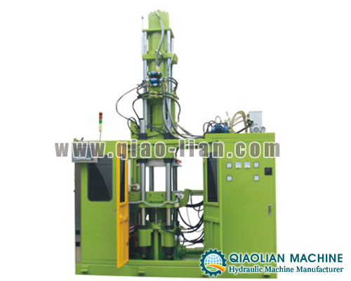 Automatic vertical rubber injection molding machine produce metal spiral wound gasket seals