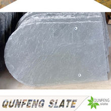 hot sale Chinese cheap flagstone light grey slate roofing tiles
