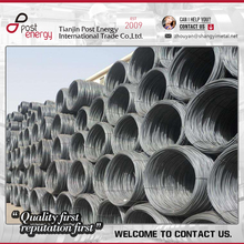 Hot rolled high carbon wire rod in NENGYI metal