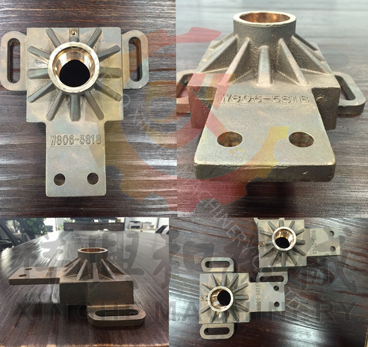 Oem parts metal brass casting ductile iron foundry oem cast
