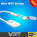Vonets+pont+wifi bridge VAP11N for Xbox/ satellite receiver/network printer/SLR camera