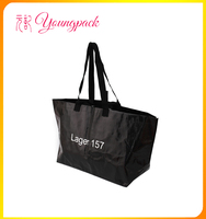 Eco-friendly High Quality PP Woven Lamination Shopper Bag