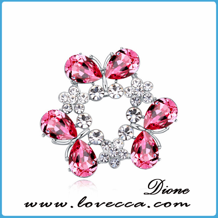 rhinestone buckle for girls in bulk	,colorful fancy brooch design,rhinestone brooch design