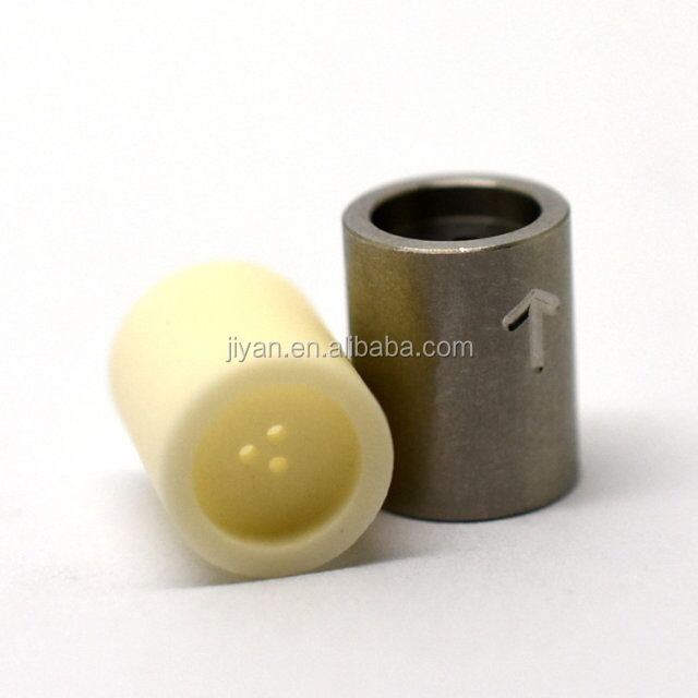 Chinese White teflon/POM plastic machined part manufacturer