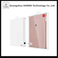 [XUNDD]China Factory Hot Selling Leather Case Ultra Slim Back Stand Case for New iPad 9.7 inch