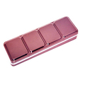 12/24/48 Colors Custom Design  Tin Box For Stationery Packaging