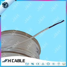CE certificate 4X0.22mm fire alarm cable with rip cord cotton thread LSZH PVC alarm kabel