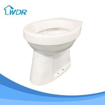 Chaozhou manufacturer high quality two piece water closet washdown commode