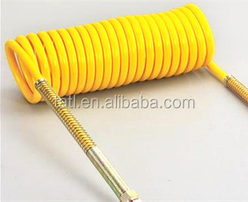 nylon spiral tube hose for air pressure