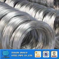 New design galvanized steel coiled barbed wire electro galvanized flat wire