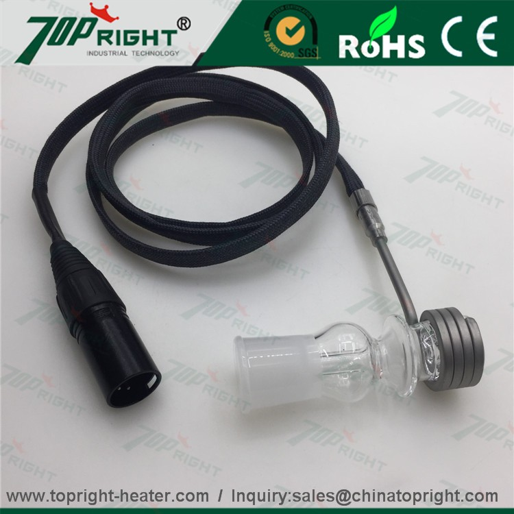High quality electric quartz banger coil heater DIY