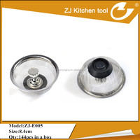 Kitchen Accessories Stainless Steel Sink Strainer Sets