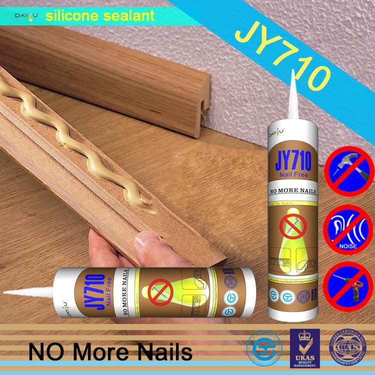 JY710 Non-nail adhesive glue for metal and wood free nail stickwell wood glue