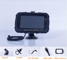 "7"" Android MDT with silicon sleeve is perfect for fleet management and vehicle tracking"