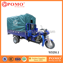 Chinese Hot Sale Twin Tricycle, Three Wheel Motorcycle With Steering Wheel, Trike Motosiklet